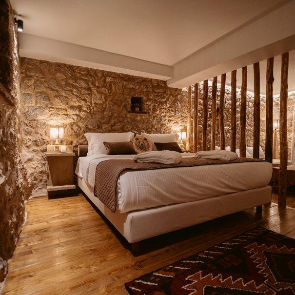 Ξενοδοχείο Αφανός στην Αράχωβα