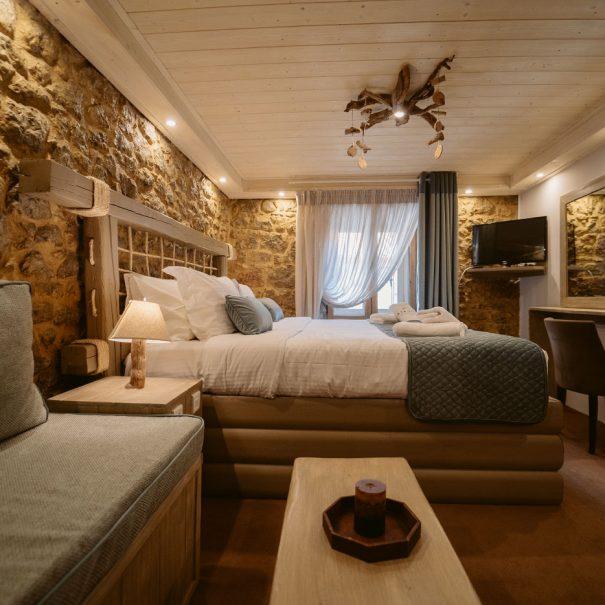 Cozy Double Rooms in Arachova