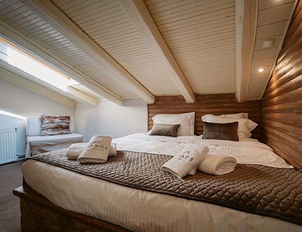 Afanos Room View in Arachova
