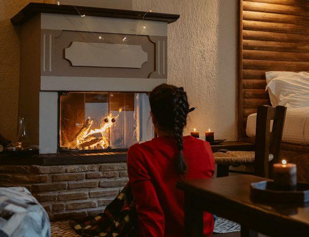 Ο ξενώνας Αφανός είναι ο ιδανικός χώρος για ξεκούραση, ηρεμία αλλά και διασκέδαση